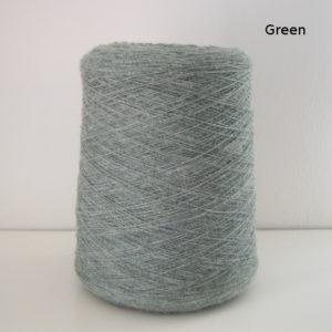 green wool yarn 5.5Nm name