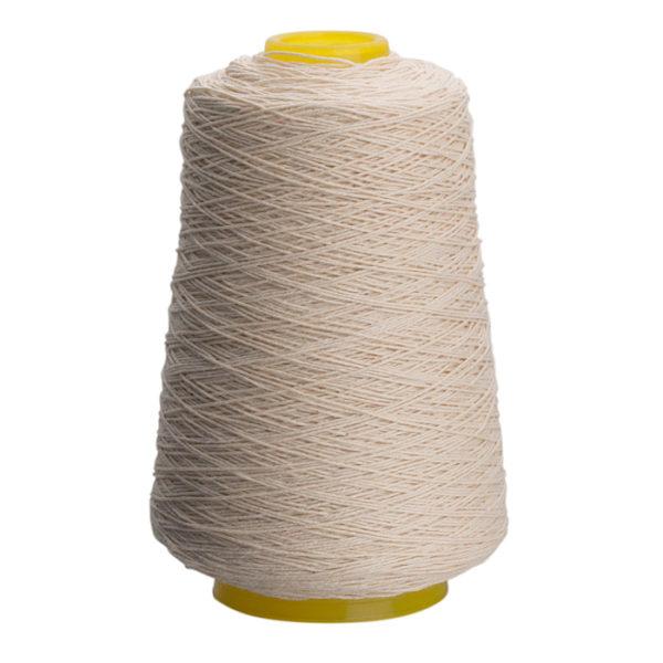 Cotton warp on cone